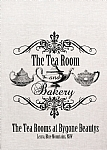 Tea Rooms & Bakery Tea Towels