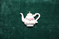 Tall Teapot  Design