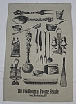 Kitchen Items Tea Towel