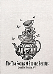 Teapot Tower Tea Towel