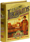Basilur Tea Legends Mini - Tower of London (Tea Bags)