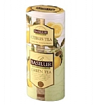 Basilur Two Layer - Citrus Tea / Green Tea (Loose Leaf)