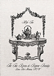 Teapots on Bygone Era Table Tea Towel