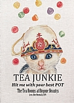 Kitten Tea Junkie