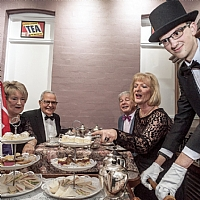 The Blue Mountains' Most Theatrical Traditional High Tea